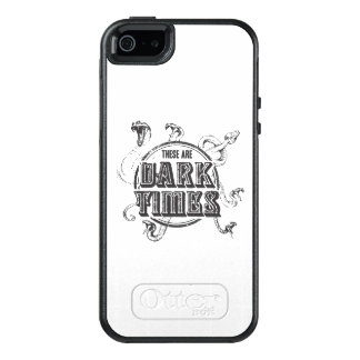 Harry Potter Spell   Dark Times OtterBox iPhone 5/5s/SE Case