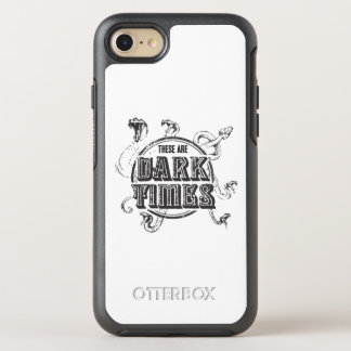 Harry Potter Spell | Dark Times OtterBox Symmetry iPhone 8/7 Case
