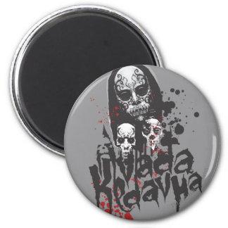 Harry Potter Spell | Death Eater Avada Kedavra 6 Cm Round Magnet