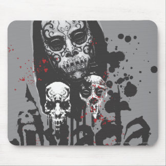 Harry Potter Spell | Death Eater Avada Kedavra Mouse Pad