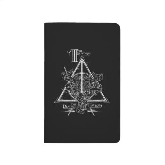 Harry Potter Spell | DEATHLY HALLOWS Graphic Journal