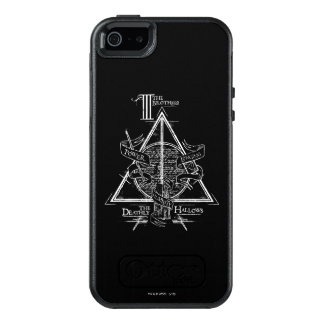 Harry Potter Spell | DEATHLY HALLOWS Graphic OtterBox iPhone 5/5s/SE Case