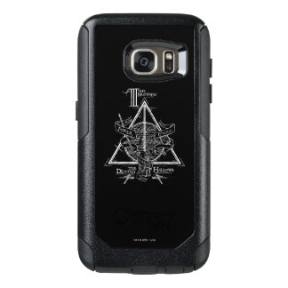 Harry Potter Spell | DEATHLY HALLOWS Graphic OtterBox Samsung Galaxy S7 Case