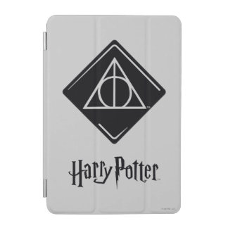 Harry Potter Spell | Deathly Hallows Icon iPad Mini Cover