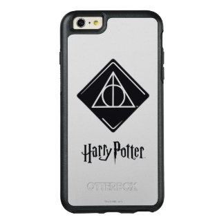 Harry Potter Spell | Deathly Hallows Icon OtterBox iPhone 6/6s Plus Case