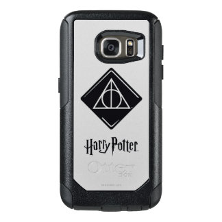 Harry Potter Spell | Deathly Hallows Icon OtterBox Samsung Galaxy S7 Case