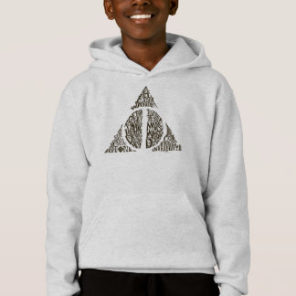 Harry Potter Spell | DEATHLY HALLOWS Typography Gr