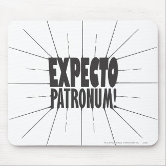 Harry Potter Spell | Expecto Patronum! Mouse Mat