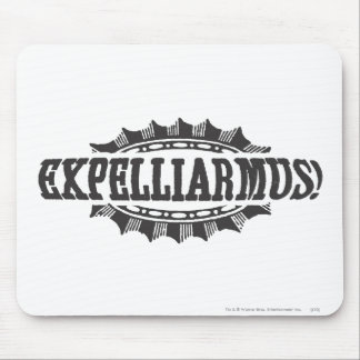 Harry Potter Spell | Expelliarmus! Mouse Pad