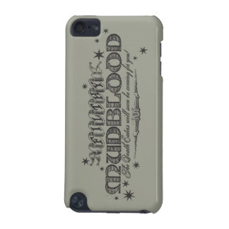 Harry Potter Spell | Filthy Mudblood iPod Touch 5G Case