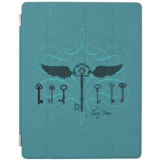 Harry Potter Spell | Flying Keys iPad Cover