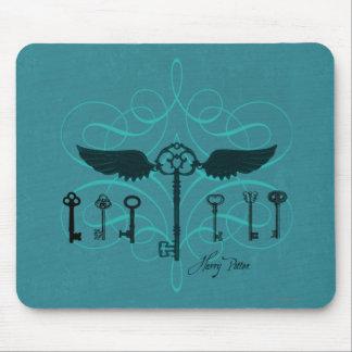 Harry Potter Spell | Flying Keys Mouse Mat
