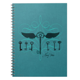 Harry Potter Spell | Flying Keys Notebooks