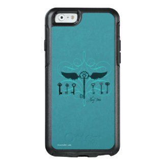 Harry Potter Spell | Flying Keys OtterBox iPhone 6/6s Case