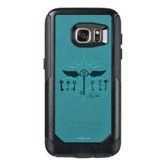 Harry Potter Spell | Flying Keys OtterBox Samsung Galaxy S7 Case