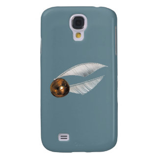 Harry Potter Spell | Golden Snitch Galaxy S4 Case