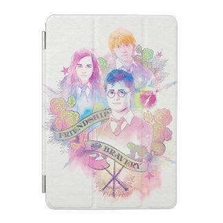 Harry Potter Spell | Harry, Hermione, & Ron Waterc iPad Mini Cover