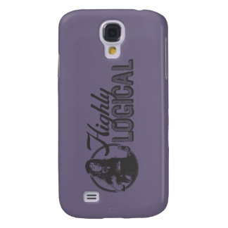 Harry Potter Spell | Highly Logical Galaxy S4 Case