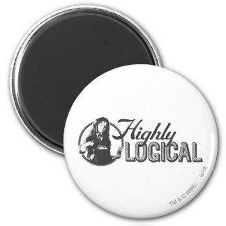 Harry Potter Spell | Highly Logical Magnet
