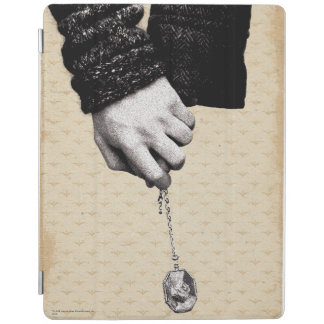 Harry Potter Spell | Holding hands with Horcrux iPad Cover