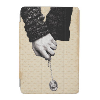 Harry Potter Spell | Holding hands with Horcrux iPad Mini Cover