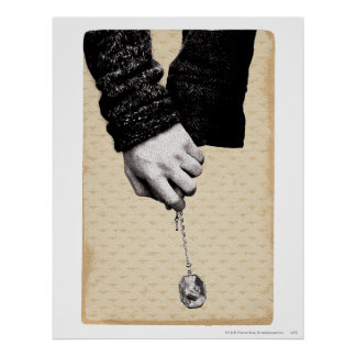 Harry Potter Spell | Holding hands with Horcrux Poster