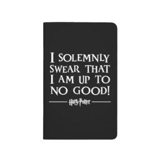 Harry Potter Spell | I Solemnly Swear Journals