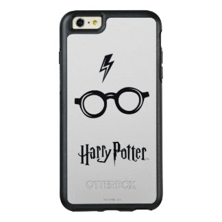 Harry Potter Spell | Lightning Scar and Glasses OtterBox iPhone 6/6s Plus Case