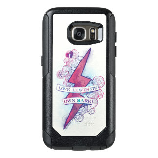 Harry Potter Spell | Love Leaves Its Own Mark OtterBox Samsung Galaxy S7 Case