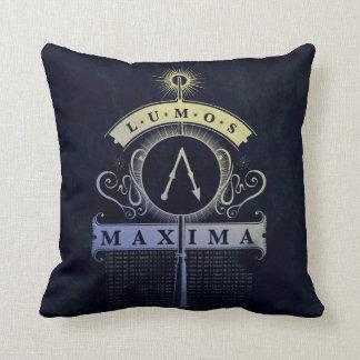Harry Potter Spell | Lumos Maxima Graphic Cushion