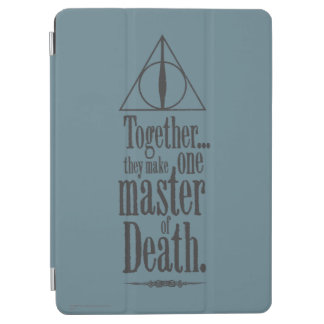 Harry Potter Spell | Master of Death iPad Air Cover