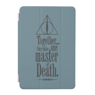 Harry Potter Spell | Master of Death iPad Mini Cover