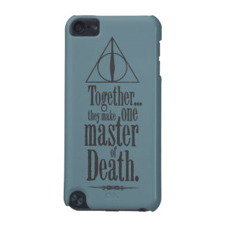 Harry Potter Spell | Master of Death iPod Touch (5th Generation) Cases