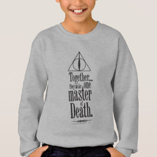 Harry Potter Spell | Master of Death Sweatshirt