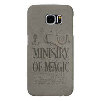 Harry Potter Spell | MINISTRY OF MAGIC Samsung Galaxy S6 Cases