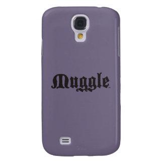 Harry Potter Spell   Muggle Galaxy S4 Case