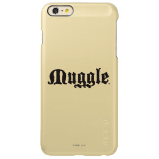 Harry Potter Spell | Muggle iPhone 6 Plus Case