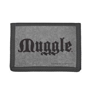 Harry Potter Spell | Muggle Tri-fold Wallet