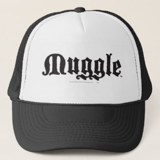 Harry Potter Spell | Muggle Trucker Hat