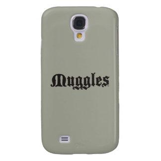 Harry Potter Spell | Muggles Galaxy S4 Case