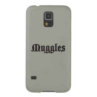 Harry Potter Spell | Muggles Galaxy S5 Cases