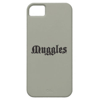 Harry Potter Spell | Muggles iPhone 5 Cover