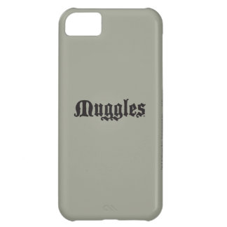 Harry Potter Spell | Muggles iPhone 5C Case