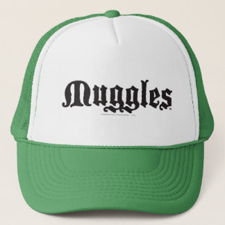 Harry Potter Spell | Muggles Trucker Hat