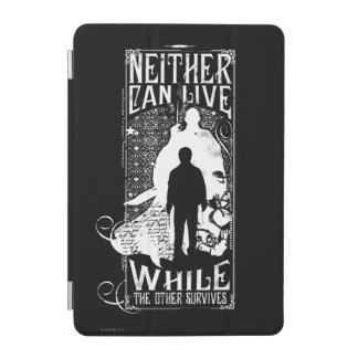 Harry Potter Spell | Neither Can Live iPad Mini Cover