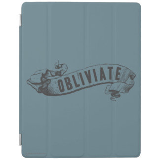 Harry Potter Spell | Obliviate iPad Cover