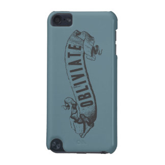 Harry Potter Spell | Obliviate iPod Touch (5th Generation) Cover