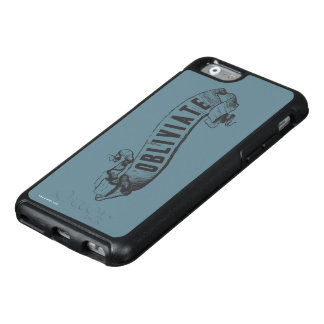 Harry Potter Spell | Obliviate OtterBox iPhone 6/6s Case