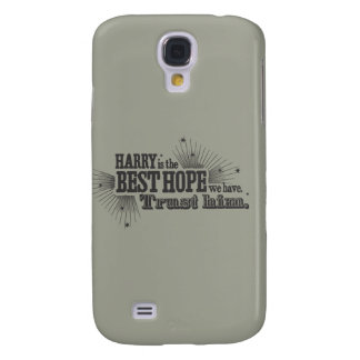 Harry Potter Spell | Our Best Hope Galaxy S4 Case