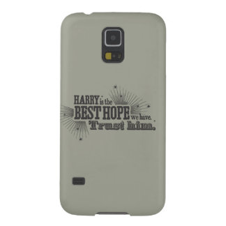 Harry Potter Spell | Our Best Hope Galaxy S5 Cover